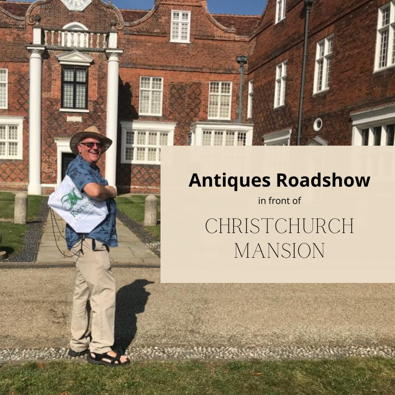 Antiques Roadshow Christchurch Mansion