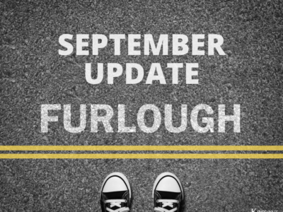 Furlough - September Update