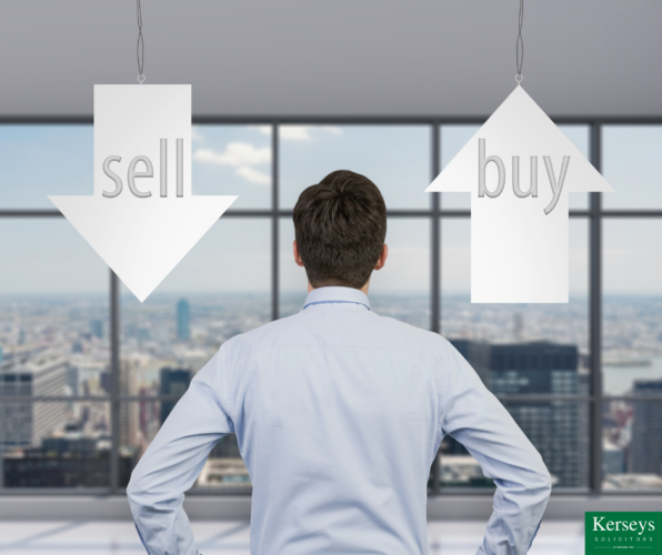 What To Consider When Buying or Selling a Business