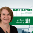 Kate Barnes Legal 500