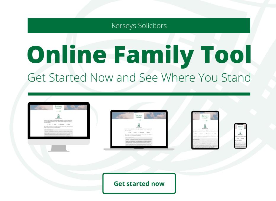 Kerseys Online Family Tool