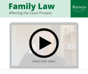 Affecting the Court Process