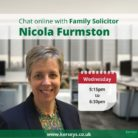 Chat Nicola Furmston Weds