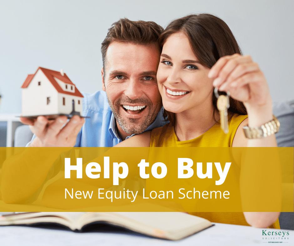 Help to Buy - New Equity Loan Scheme
