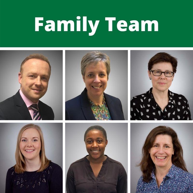 Kerseys Family Team
