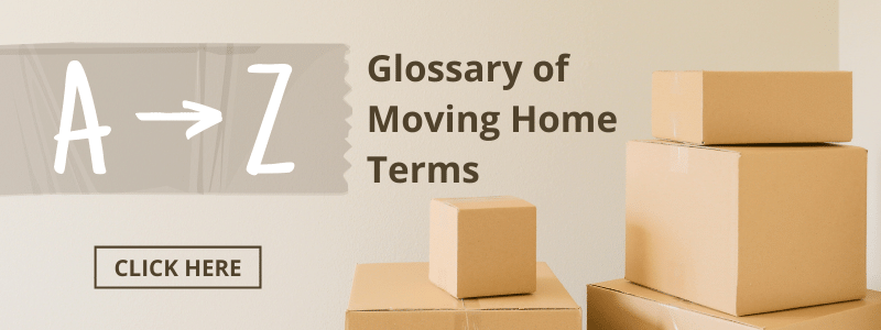 A-Z Home Moving Terms Button