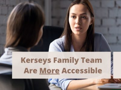 Kerseys Family Team Are More Accessible
