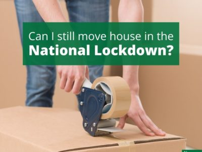 Can I still move house in the National Lockdown