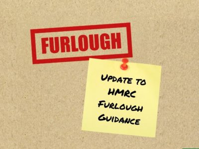 Update to HMRC Furlough Guidance
