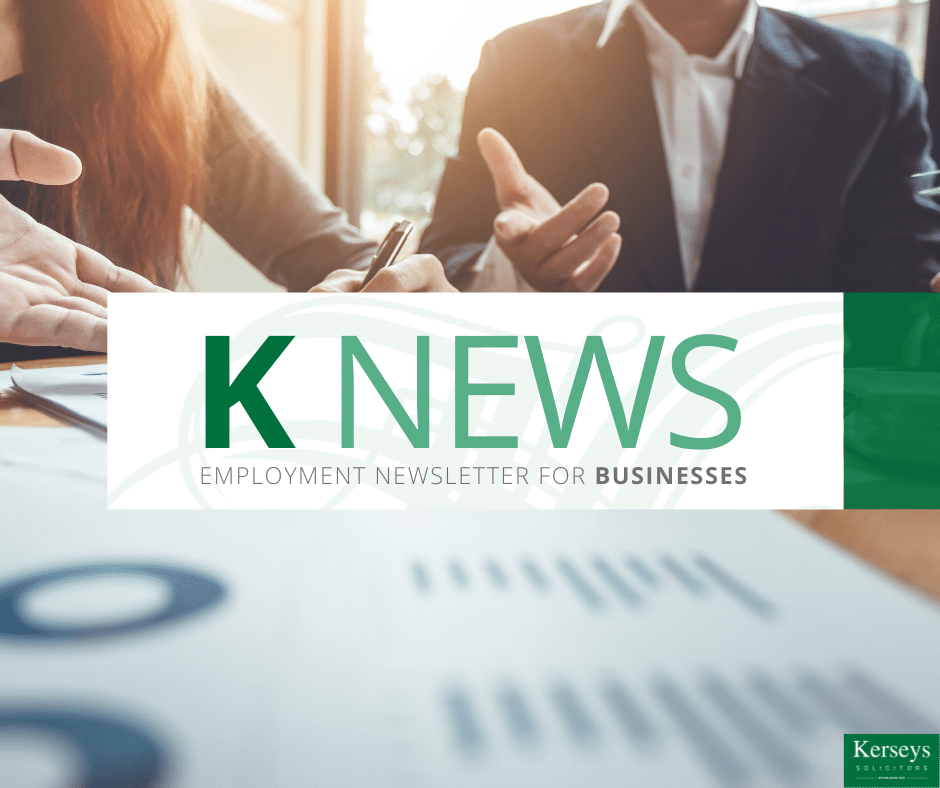 KNEWS - EMPLOYMENT NEWSLETTER FOR BUSINESS 2