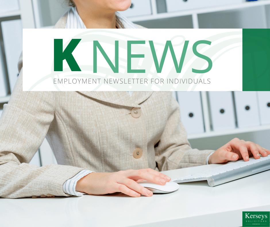 KNEWS - Employment Newsletter for Individuals