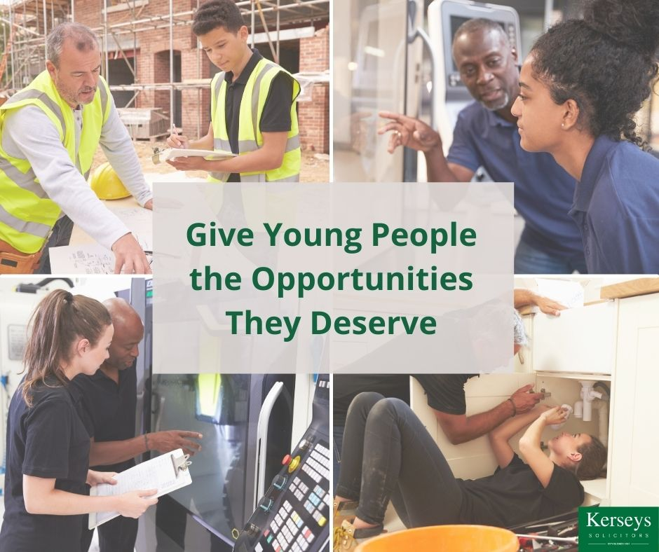 Give Young People the Opportunities They Deserve