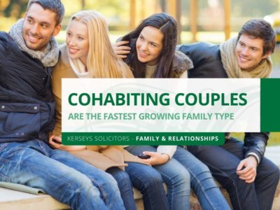 Cohabiting Couples are the Fastest Growing Family Type