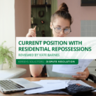 Current Position with Residential Repossessions