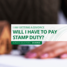 Getting Divorced - Will I have to pay Stamp Duty