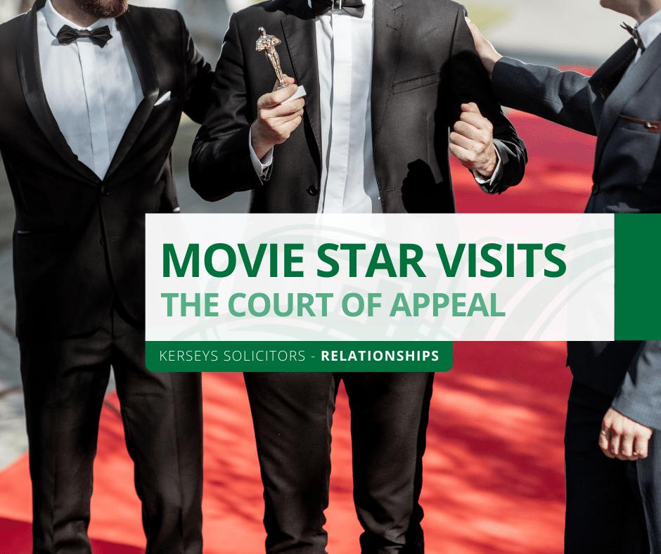 Movie Star Visits