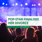 Pop-Star Finalises Her Divorce