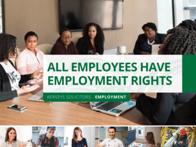 All Employees Have Employment Rights