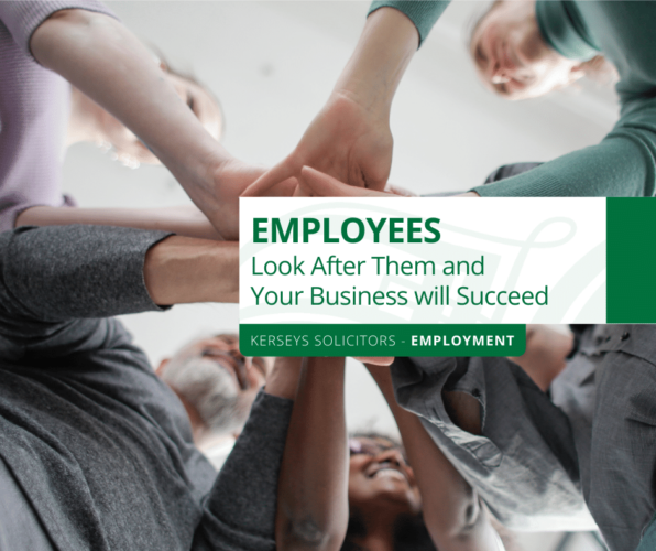 Employees - Look After Them and Your Business will Succeed