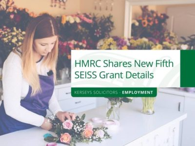 HMRC Shares New Fifth SEISS Grant Details