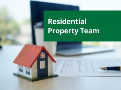 Residential Property Team